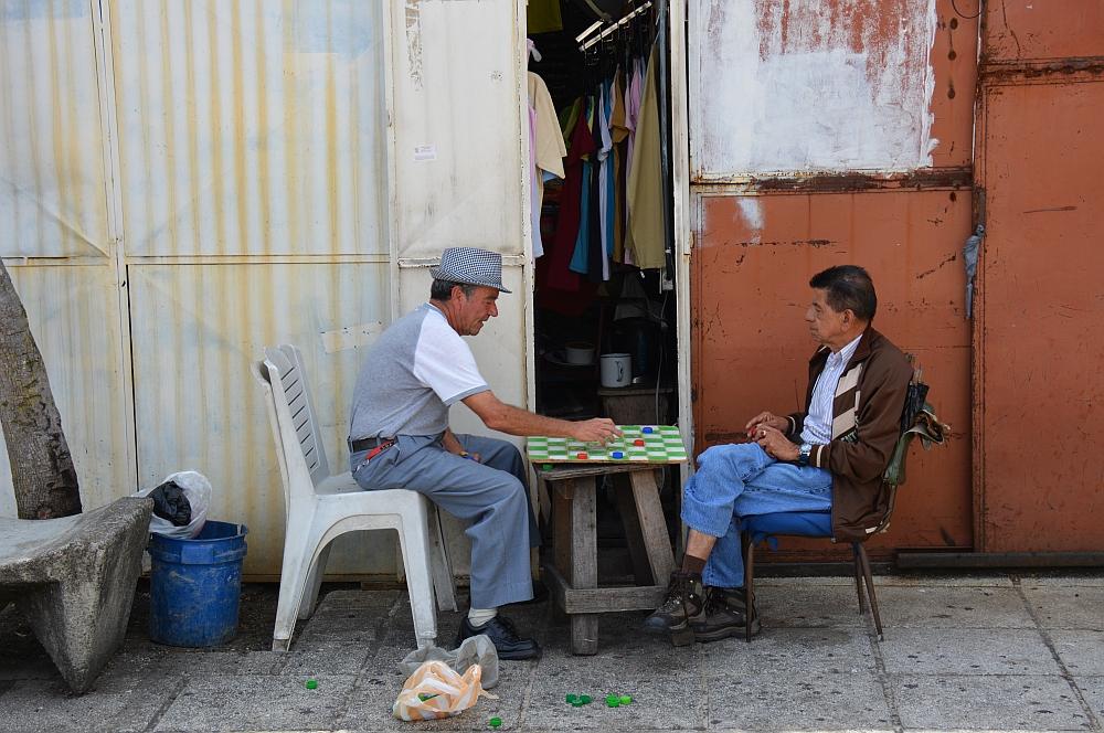 street life San José Costa Rica