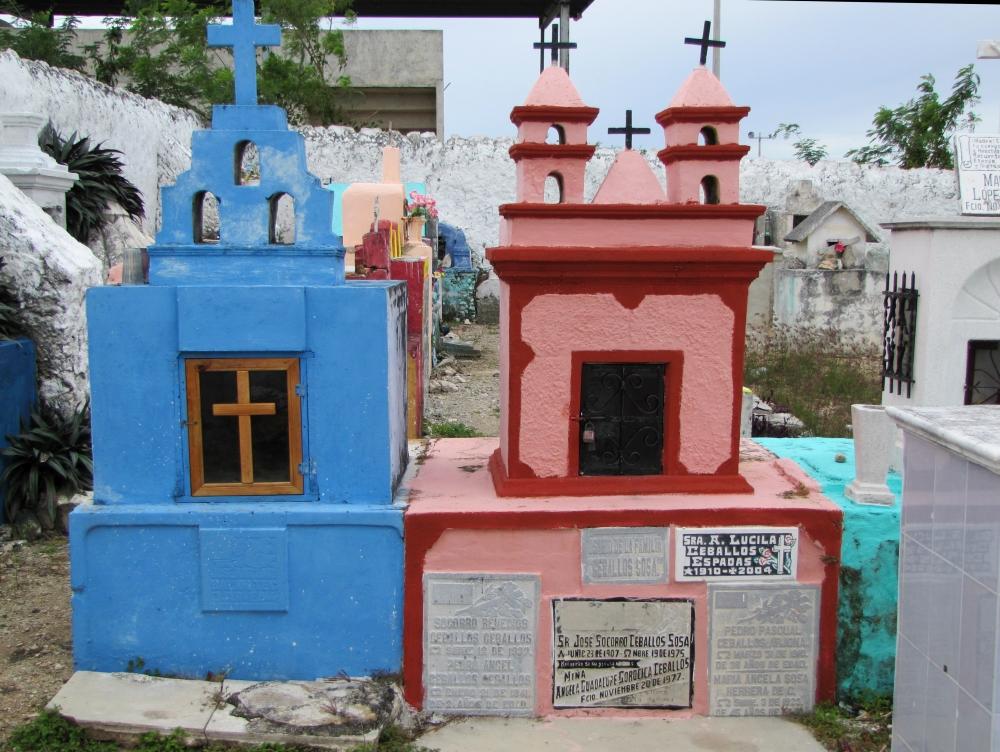 kerkhof Mexico