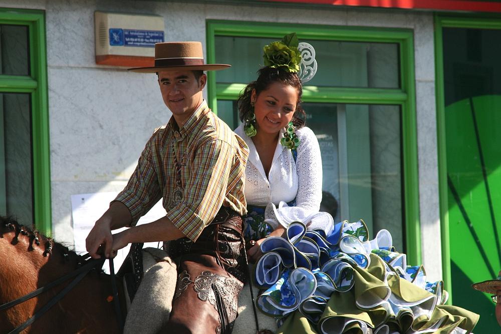 Spaans festival in Algodonales