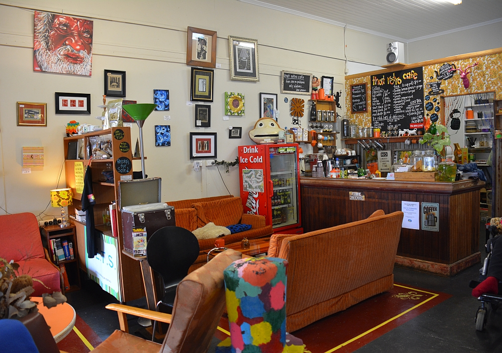 Atherton Tablelands Retro Caffe