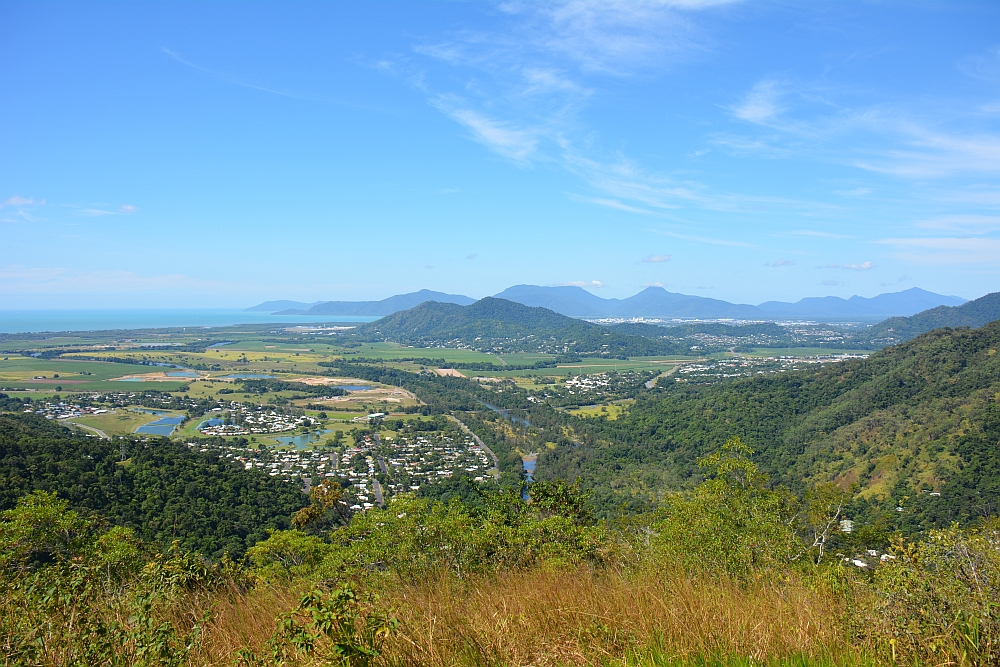 Viewpoint near Kuranda, Atherton Tablelands