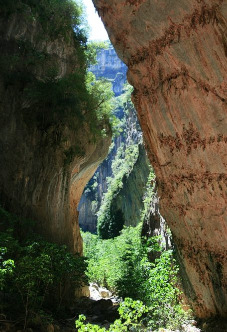 Garganta Verde, Grazalema Natural Park