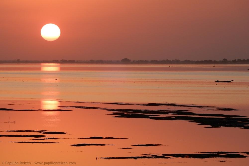 Sunset Mali