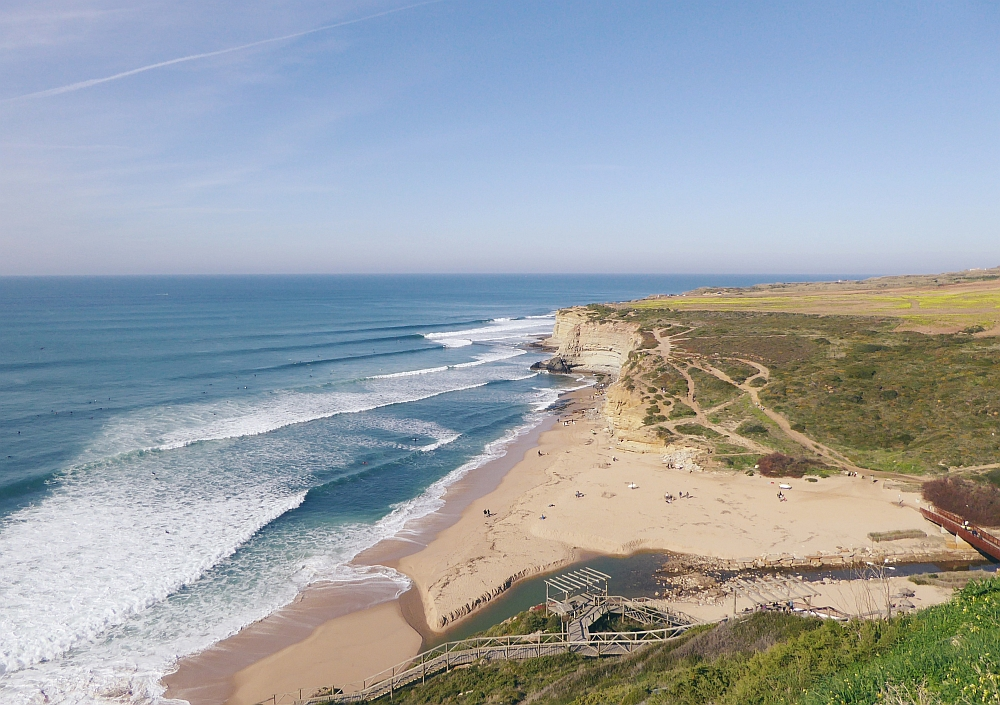 Ribeira D'Ilhas Ericeira Surf Spot Guide Portugal
