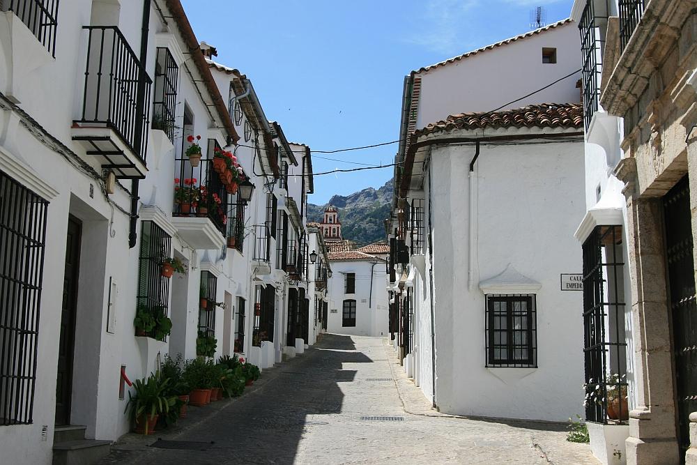 Grazalema, Andalusië