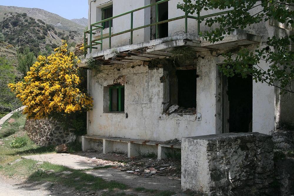 Alpujarras, La Cebadilla
