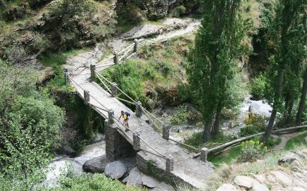 wandelen Alpujarras bij Capileira