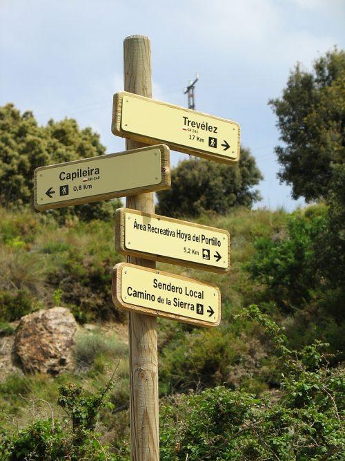 Wandelen in de Alpujarras