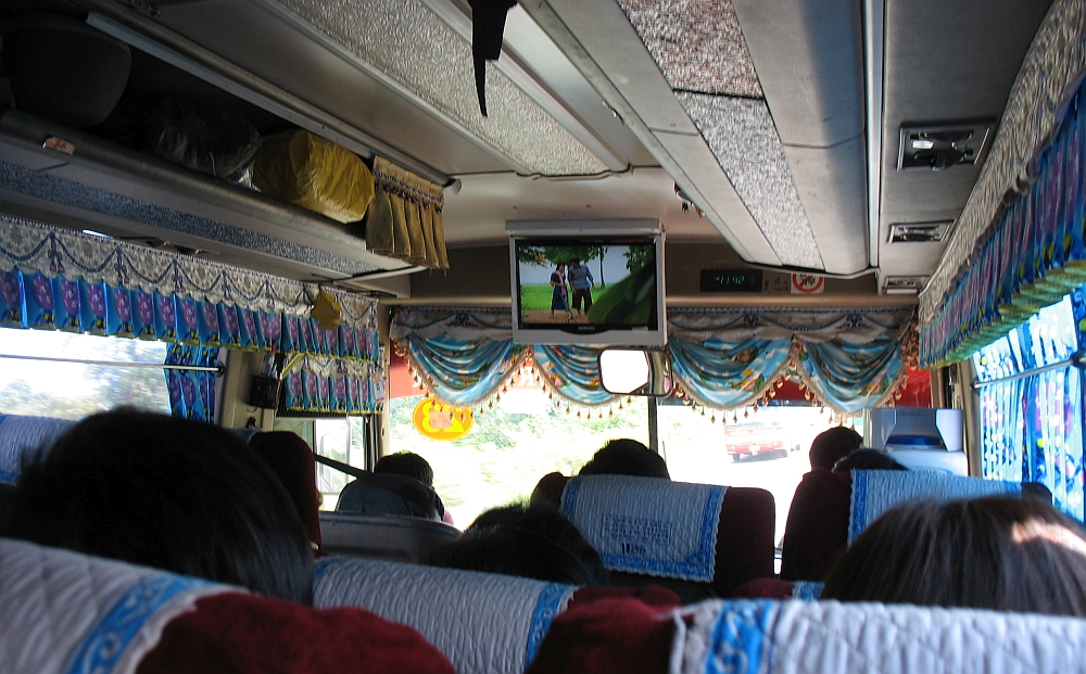 bus Cambodja