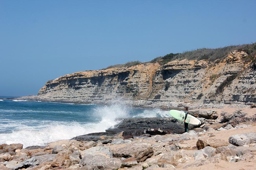 emigreren naar Portugal surf matadouro