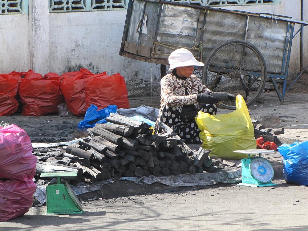 market Phnom Penh Cambodia