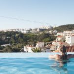 villa with pool ericeira