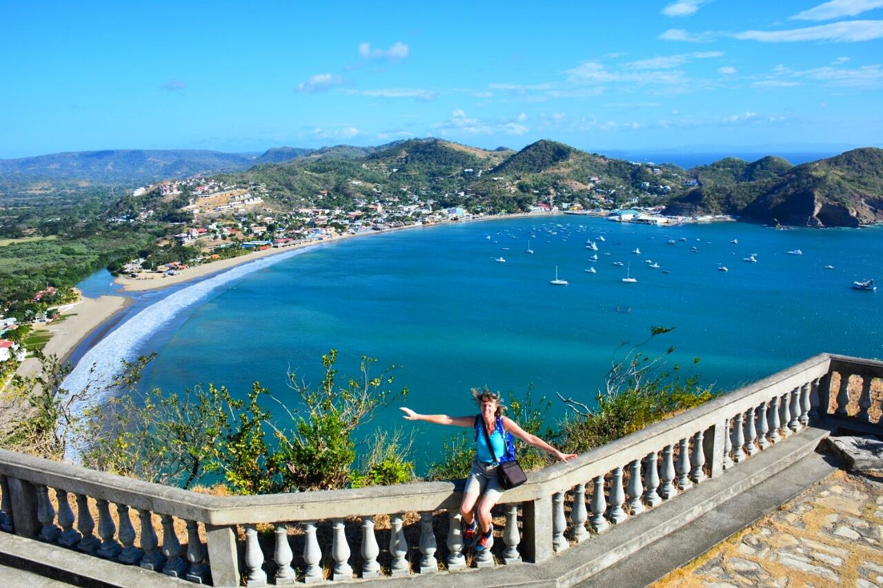 viewpoint San Juan del Sur