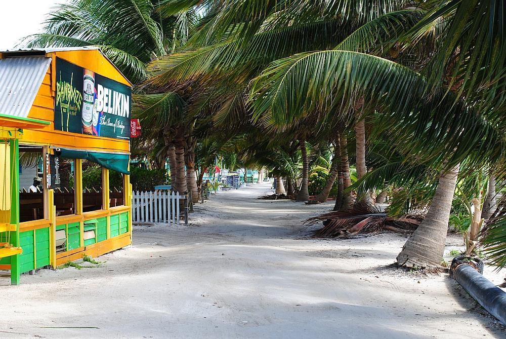 Caye Caulker Midden-Amerika