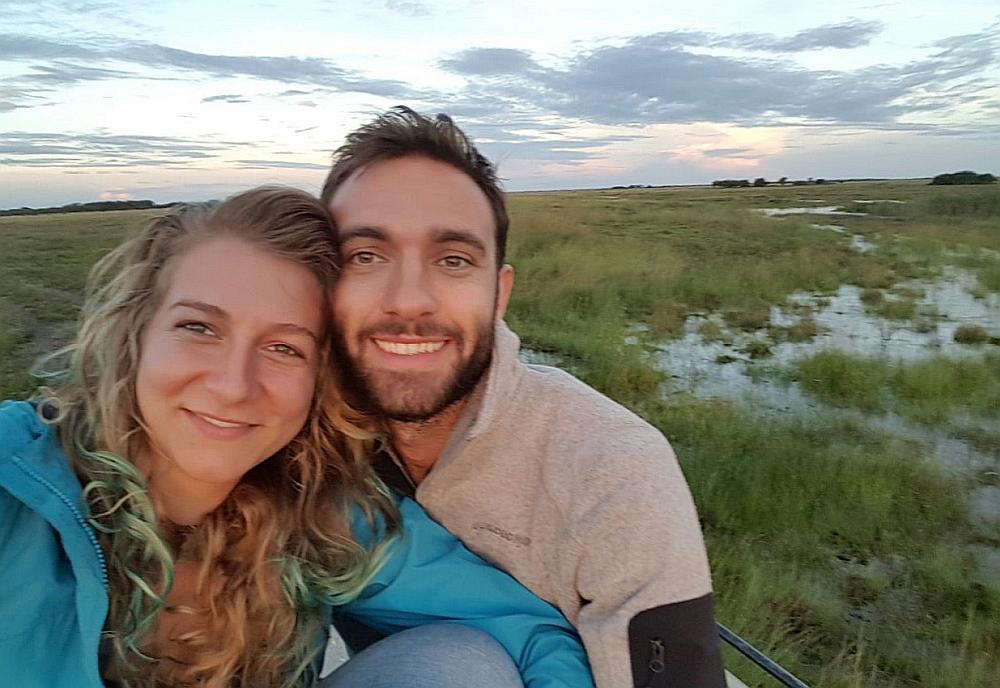 emigeren en wildlife in Zambia