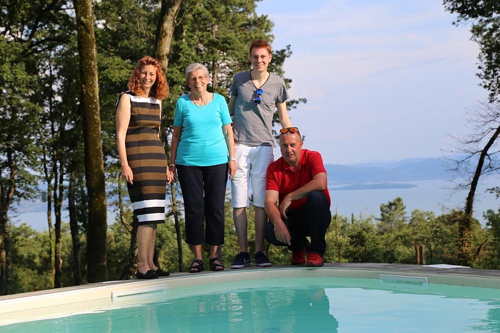 emigreren naar Toscane, Villa Pellegrino