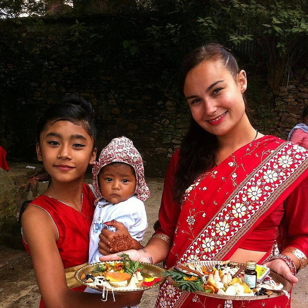 emigreren naar Nepal