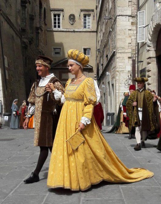 emigreren naar Toscane, Sienna
