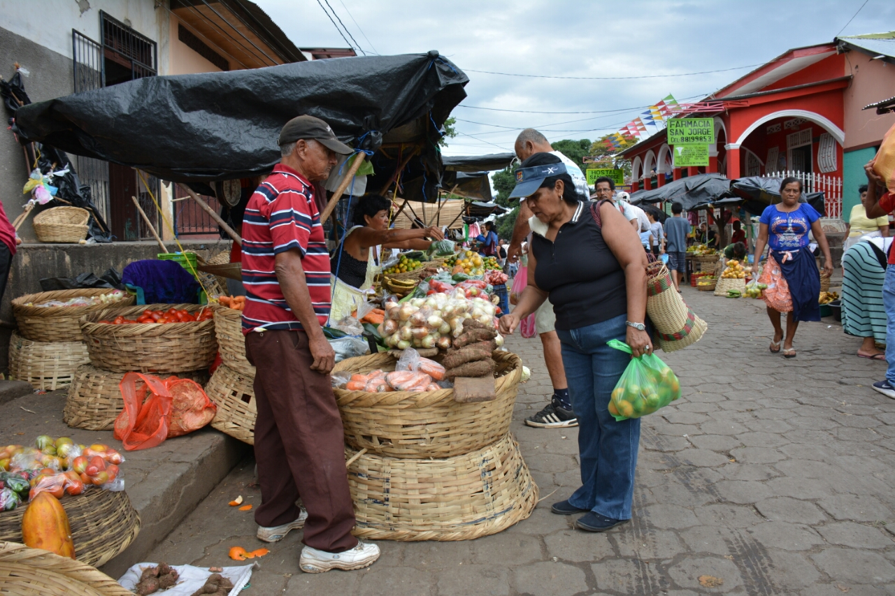 markt Granada Nicaragua