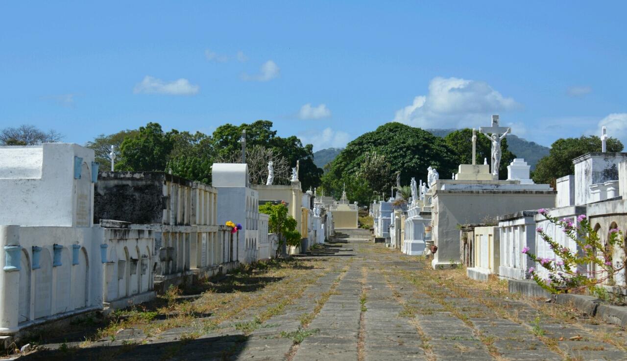 kerkhof Granada Nicaragua