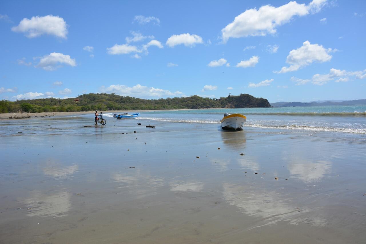 El Ostional beach Nicaragua