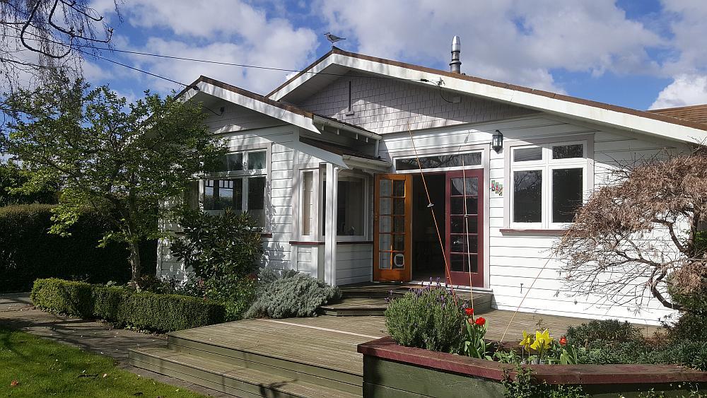 huis in Nieuw Zeeland