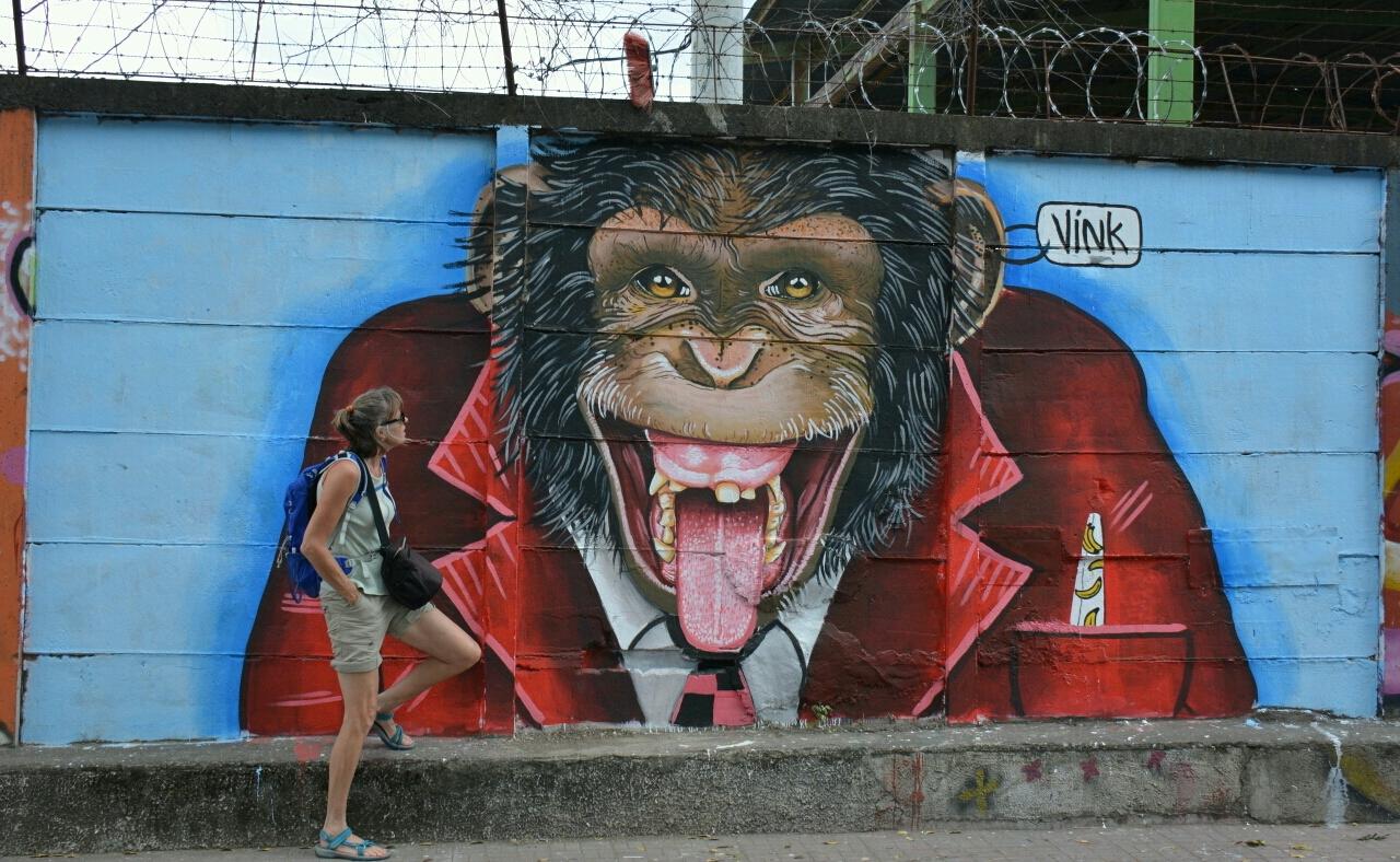 streetart Esteli Nicaragua