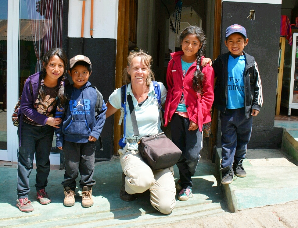 Todos Santos, time flies in Guatemala