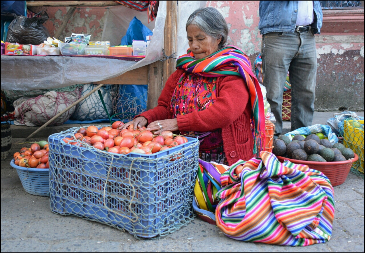 market Chichicastenango