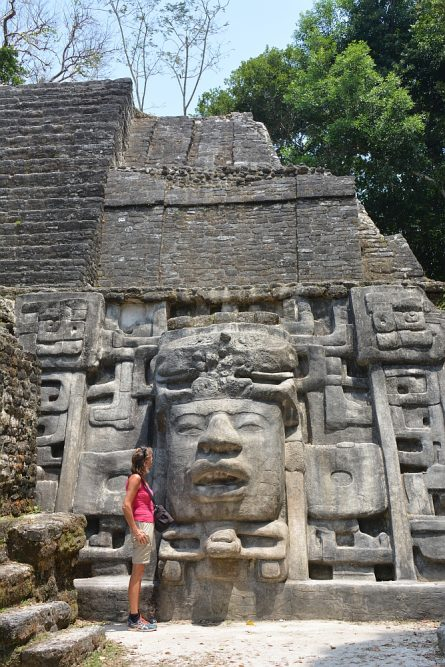 things to do in Belize; Lamanai