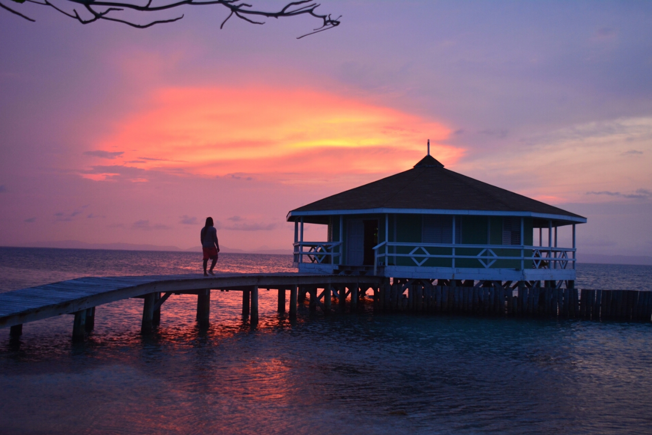 Ragga Caye Belize