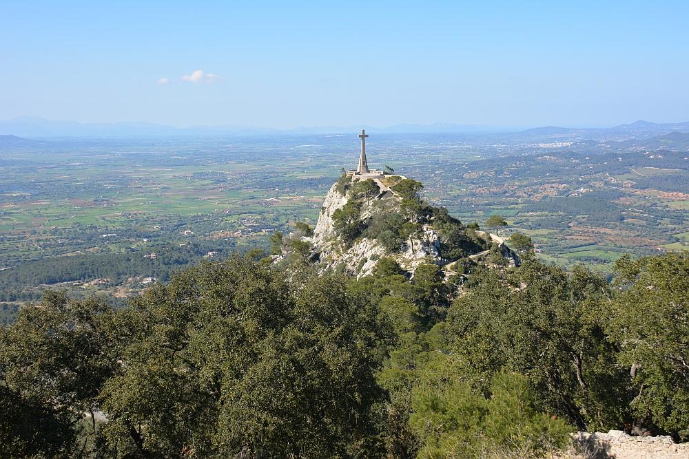 Puig de Sant Salvador Mallorca