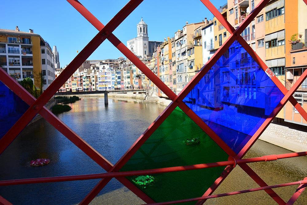 Rode brug Girona