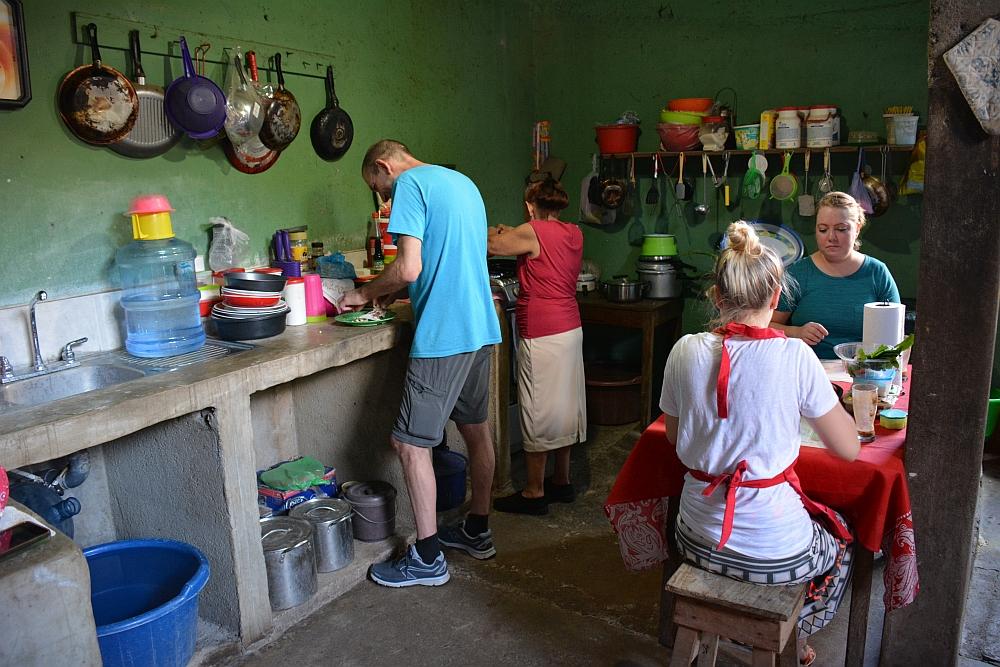 cooking class Granada