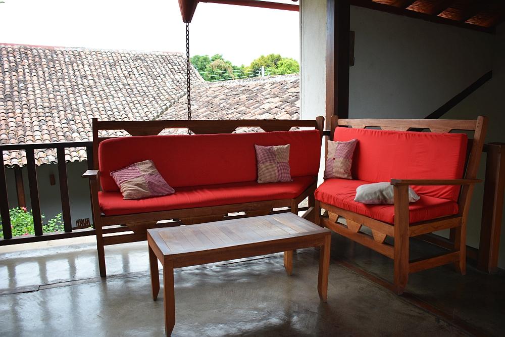 Hotel con Corazón, Granada Nicaragua
