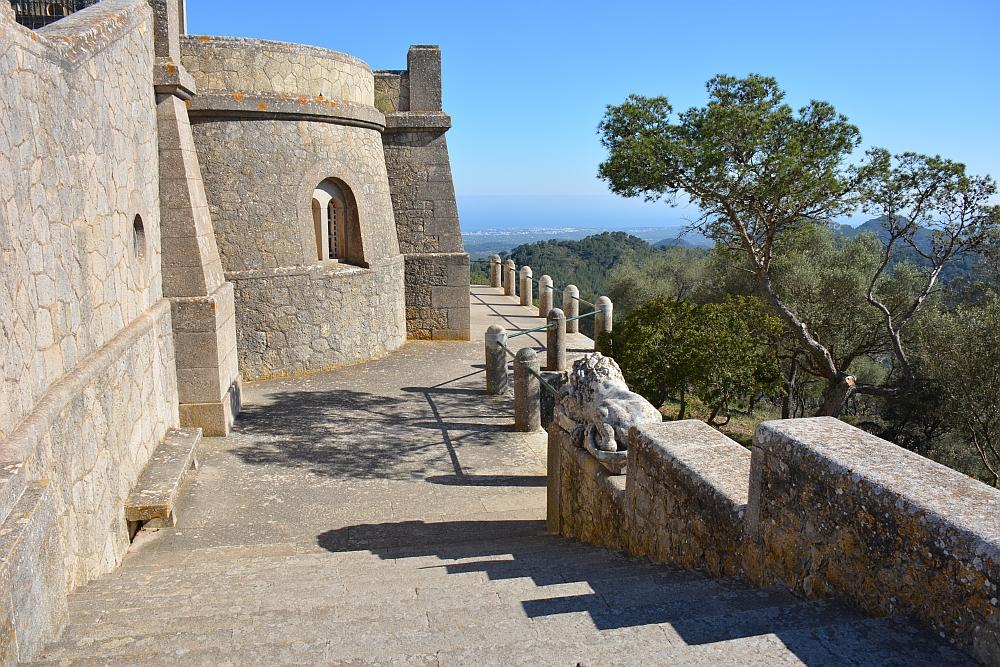 Santuari de Sant Salvador Mallorca