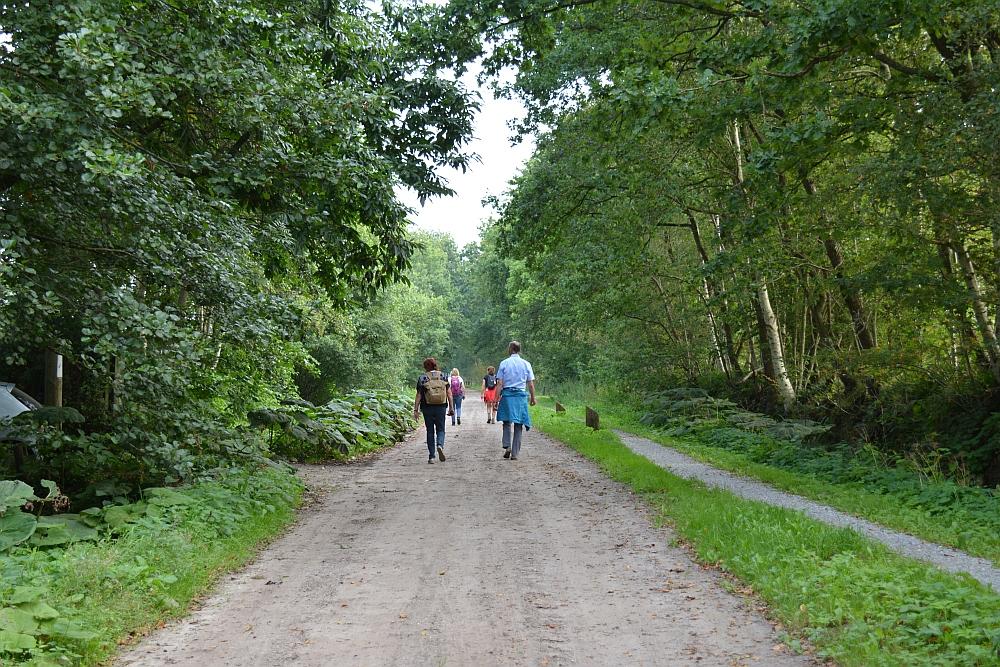 wandelroute Noardlike Fryske Wâlden,