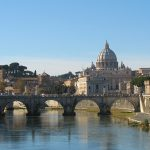 Ponte Sante Angelo Rome on a budget