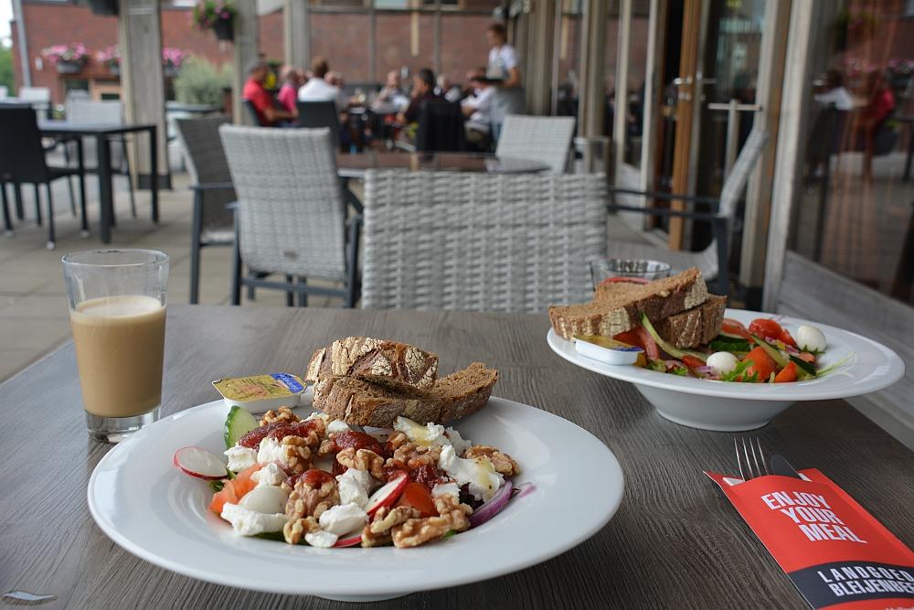 Wandelen in De Maasduinen restaurant Bleijenbeek