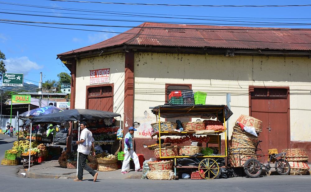 dagelijks leven in Nicaragua, Matagalpa