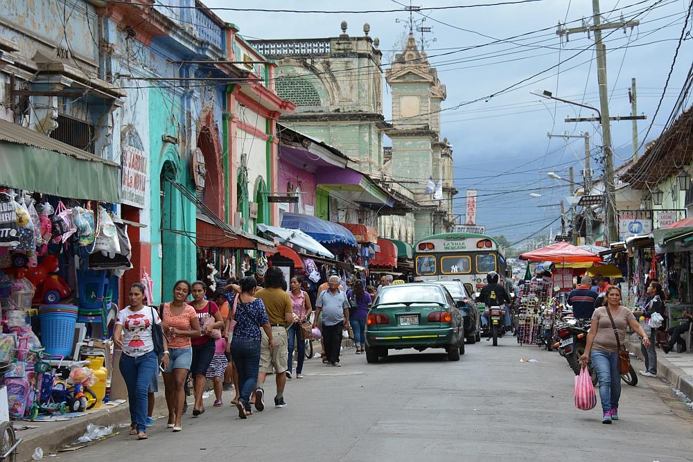 portretten Nicaragua, Granada