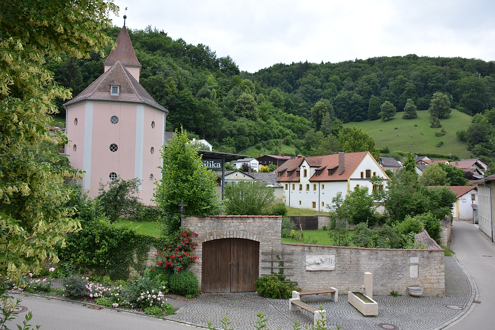 Altmühltal Panoramaweg Dollnstein