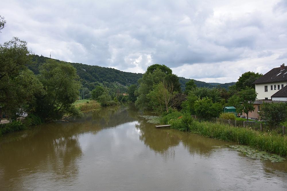 Altmühltal Panoramaweg de Altmühl