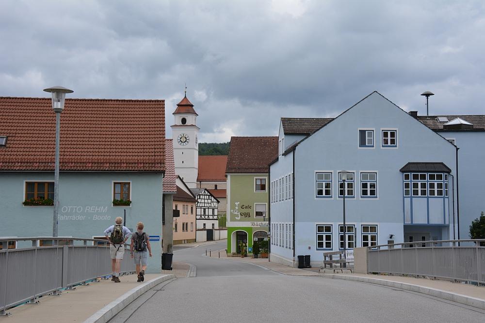Altmühltal Panoramaweg start Solnhofen