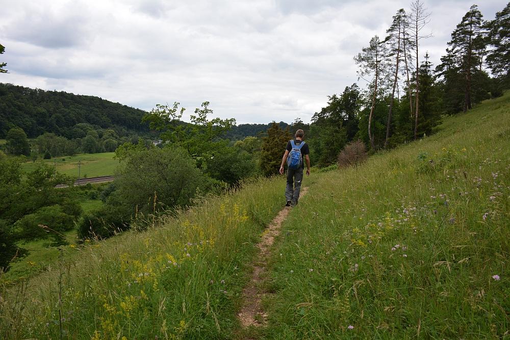 Altmühltal Panoramaweg wandeling