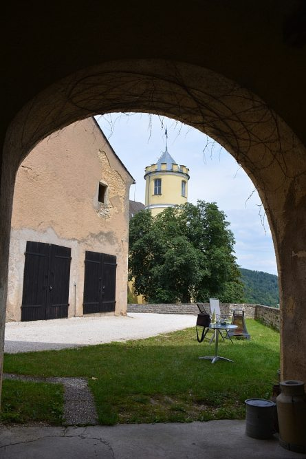 Slapen in een kasteel in Duitsland, Schloss Möhren