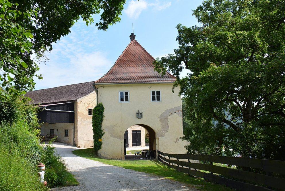 vakantiehuis in een kasteel Duitsland, Schloss Möhren