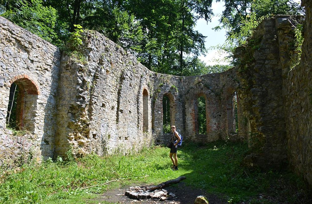 omgeving Schloss Möhren de St. Ulrich Kapelle