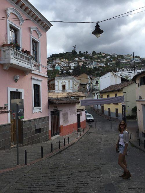 emigreren naar Ecuador Quito