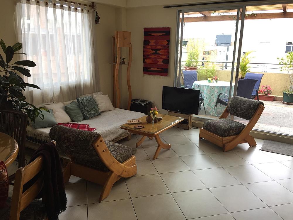 emigreren naar Ecuador , wonen in Quito
